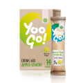Yoo Go! Active Fiber Drink Mix (Apple-Lemon), 70 g